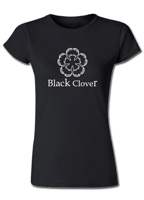 Black Clover - Five-leaf Clover Jrs T-Shirt M 21144218BAS