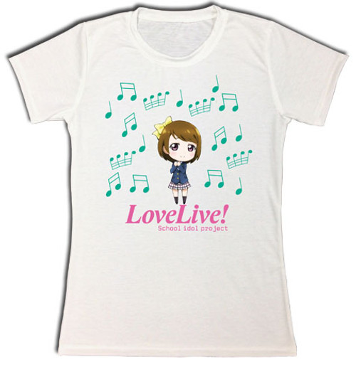 Love Live! - Hanayo Jrs. Sublimation T-Shirt M 83105218BAS