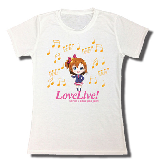 Love Live! - Honoka Jrs. Sublimation T-Shirt L 83104318BAS