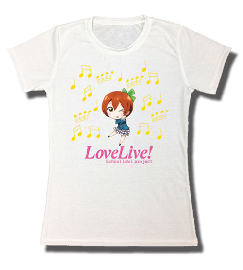 Love Live! - Kin Jrs. Sublimation T-Shirt M 83051218BAS