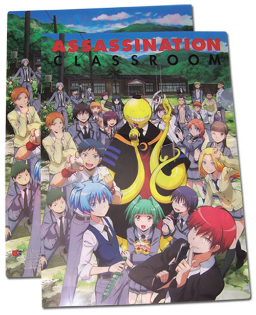 Assassination Classroom - Full Group File Folder 2636718BAS