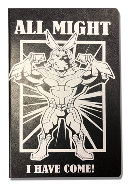 My Hero Academia - All Might Pu Cover Journal 4325118BAS