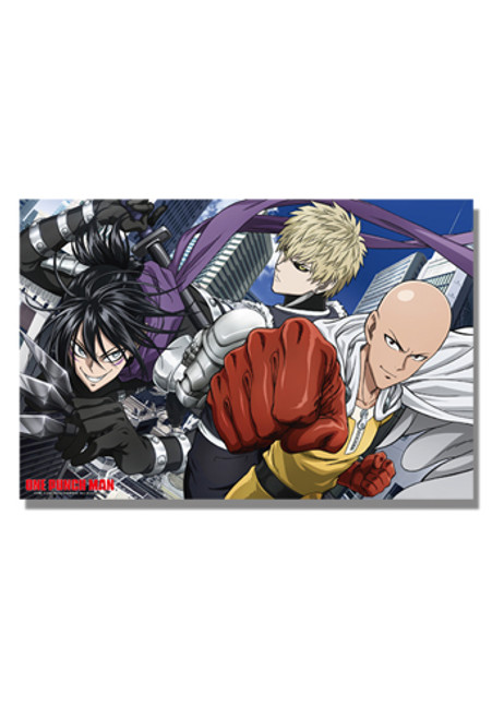 One Punch Man - Group 03 Puzzle 5312018BAS