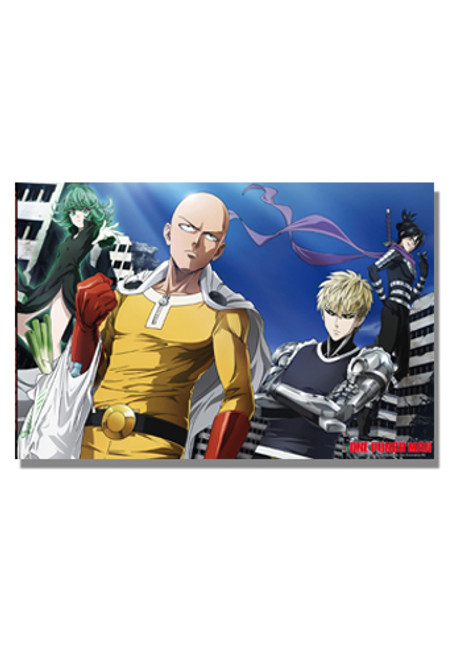 One Punch Man - Group 04 Puzzle 5312118BAS