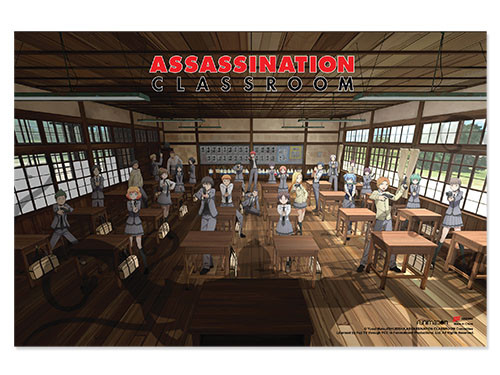 Assassination Classroom - Classroom Paper Poster 6704218BAS