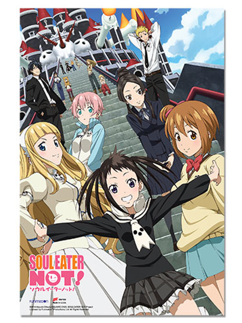 Soul Eater Not - Group Paper Poster 6703518BAS