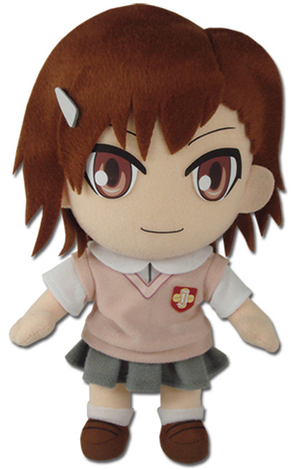 A Certain Scientific Railgun - Mikoto Plush 8'' 5256418BAS