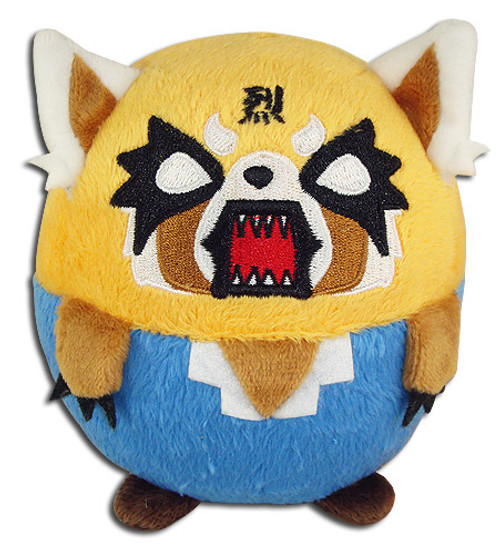 "Aggretsuko - Retsuko 02 Ball Plush 4"" 5650018BAS"