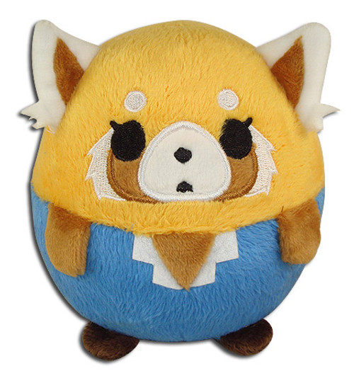"Aggretsuko - Retusko 01 Ball Plush 4"" 5249918BAS"