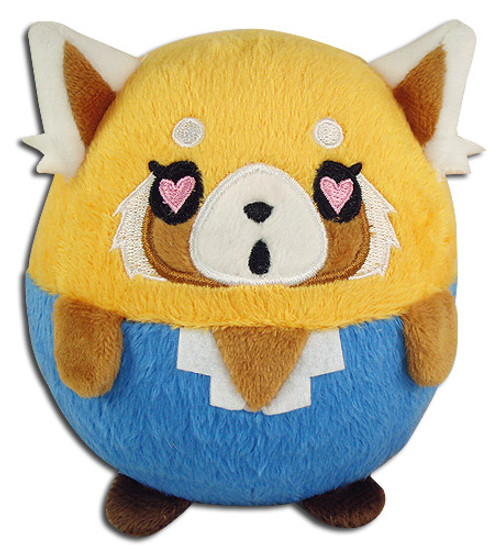 "Aggretsuko - Retusko 03 Ball Plush 4"" 5650118BAS"