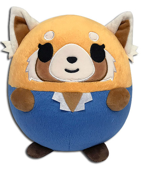 "Aggretsuko - Retsuko 01 Ball Plush 8"" 5249718BAS"