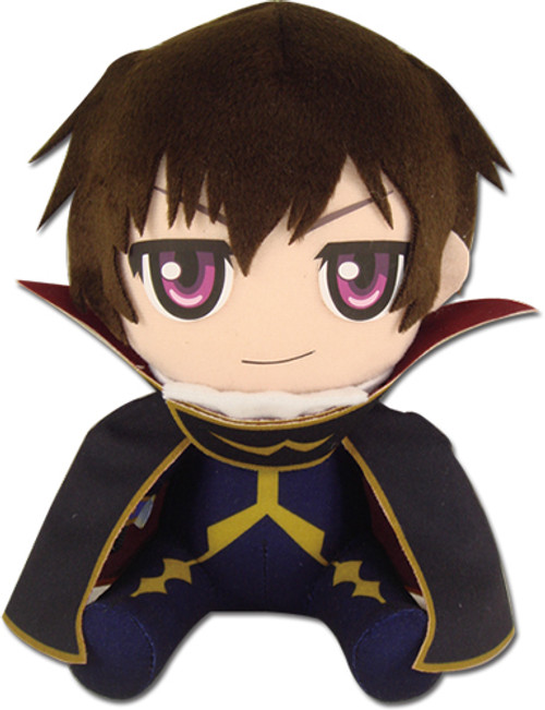 "Code Geass - Zero Plush 7"" 5238018BAS"