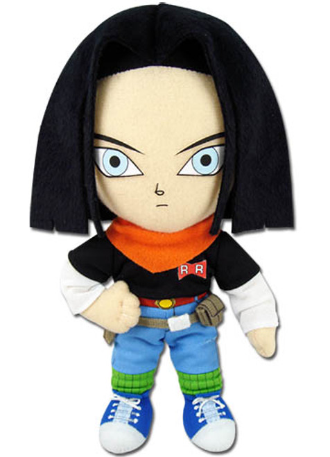 Dragon Ball Z - Android #17 Plush 8'' 5271818BAS