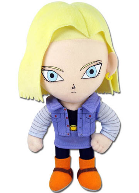 Dragon Ball Z - Android #18 Plush 8'' 5271918BAS