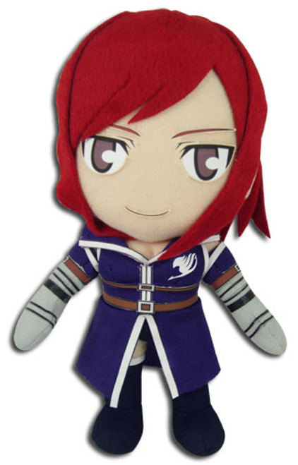 Fairy Tail - Erza S6 Clothes Plush 8'' 5293618BAS
