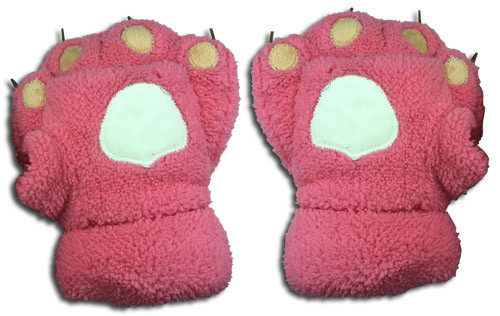 Great Eastern - Pink Paw Push Gloves 3002518BAS
