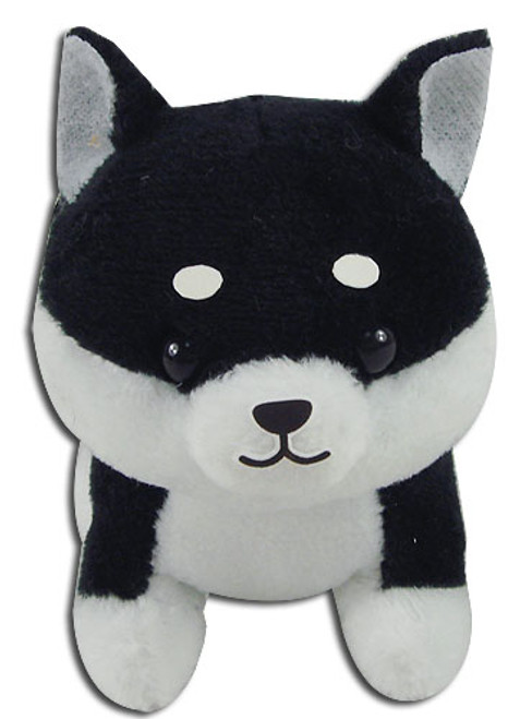 Great Eastern - Black Shiba Plush 3'' 5217118BAS
