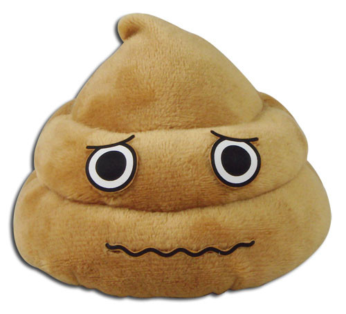 Great Eastern - Poo Plush 5'' 5228918BAS