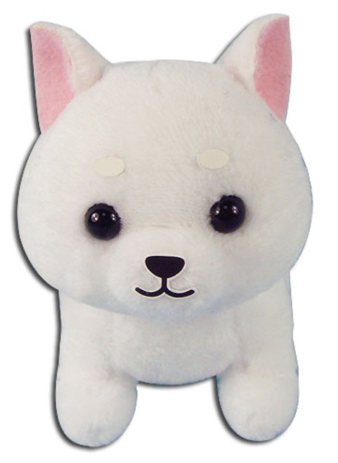 Great Eastern - White Shiba Plush 3'' 5217218BAS