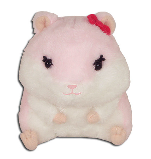 Great Eastern - Pink Hamsters Plush 4''h 5240618BAS
