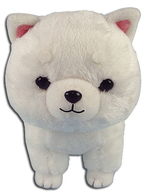 Great Eastern - White Shiba Plush 5'' 5216918BAS
