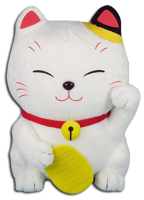 Great Eastern - Lucky Cat Plush 8'' 5217618BAS