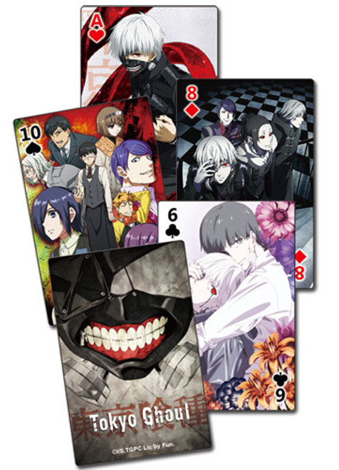 Tokyo Ghoul - Group Playing Cards 5160918BAS