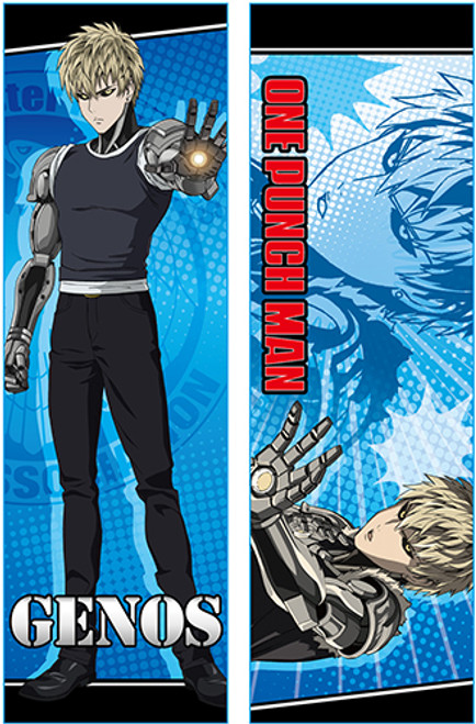 One Punch Man - Genos Body Pillow 4595618BAS