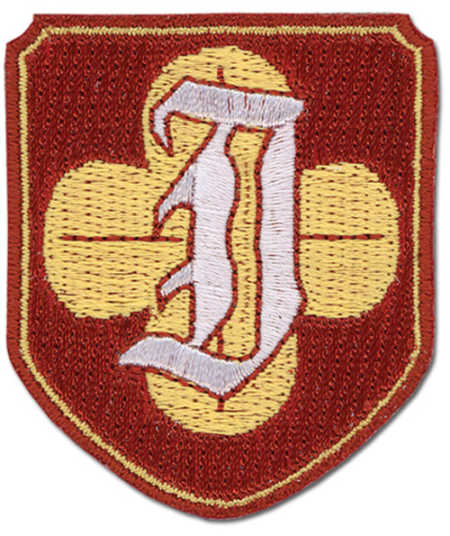 A Certain Scientific Railgun - School Emblem Patch 4474618BAS