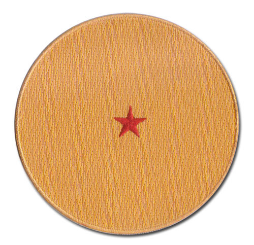 Dragon Ball Z - 1-star Dragonball Patch 4412118BAS