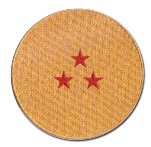 Dragon Ball Z - 3-star Dragonball Patch 4412318BAS