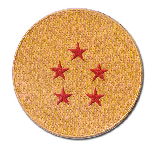 Dragon Ball Z - 5-star Dragon Ball Patch 4412518BAS