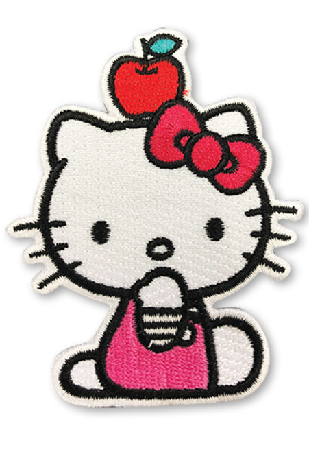 Hello Kitty - Apple On The Head Patch 4461918BAS