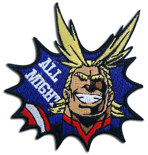My Hero Academia - All Might Patch 4429018BAS