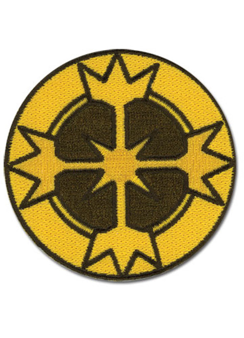Star Driver 1st Team Emperor Patch 8353318BAS