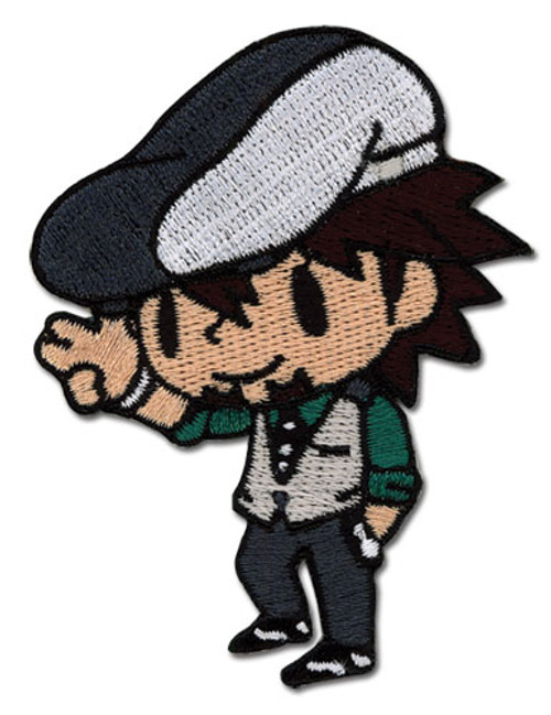 Tiger & Bunny Kotetsu Embroidered Patch 4403618BAS