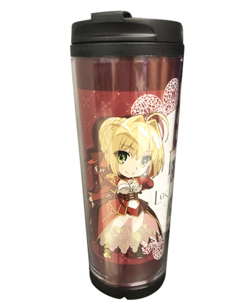 Fate/extra Last Encore - Saber Sd Red Tumbler 6949718BAS