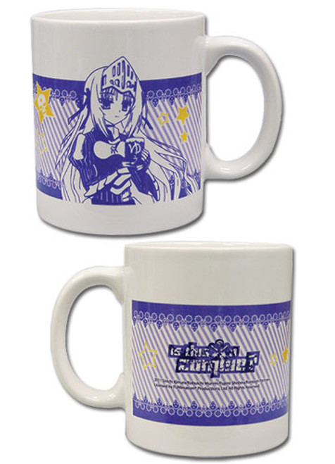 Is This A Zombie - Eu Mug 4257318BAS