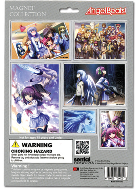 Angel Beats Magnet Collection 3900518BAS