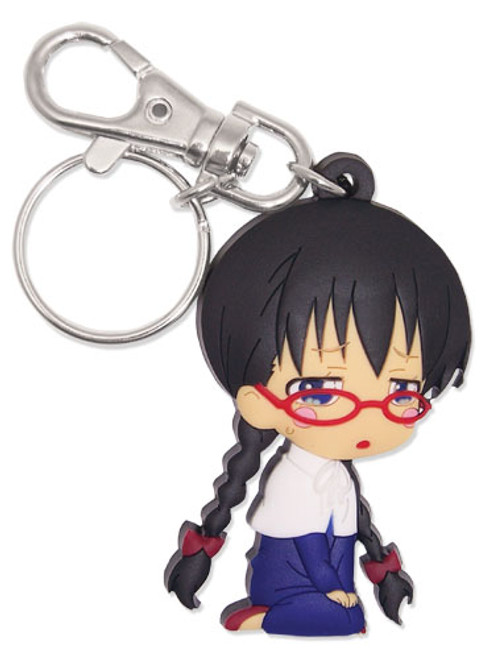 Soul Eater Not! - Eternal Feather Sd Pvc Keychain 8507918BAS