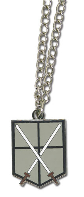 Attack On Titan - 104th Trainees Squad Emblem Necklace 3563718BAS