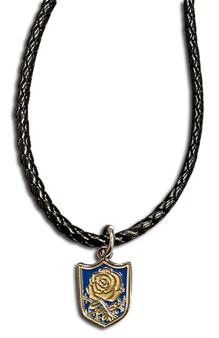 Black Clover - Blue Knights Leather Necklace 3573018BAS