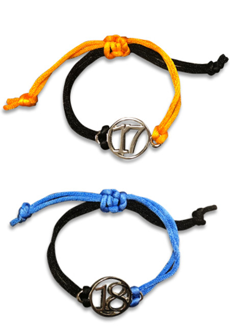 Dragon Ball Z - Android 17 & 18 Bracelet Set 3571818BAS