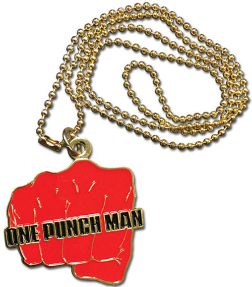 One Punch Man - Fist Necklace 8718018BAS