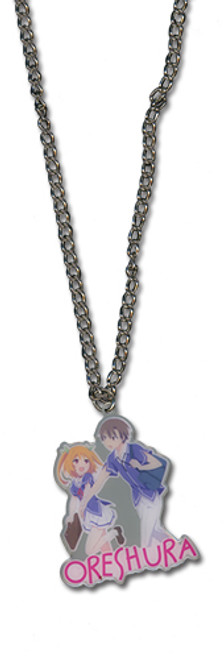 Oreshura Chiwa & Eita Metal Necklace 3561418BAS