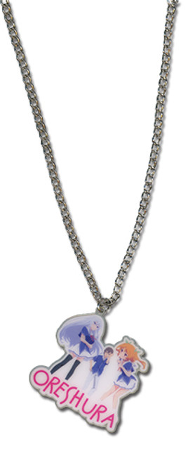 Oreshura Group Metal Necklace 3561618BAS