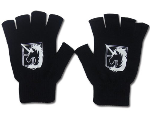 Attack On Titan - - Military Police Regiment Gloves 2950318BAS