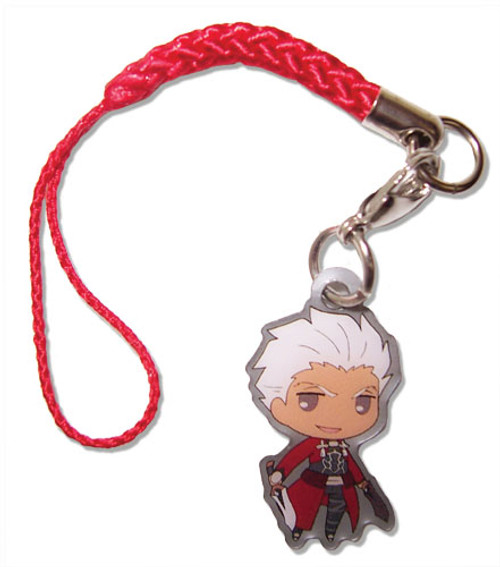 Fate/stay Night - Archer Sd Cellphone Charm 1738418BAS