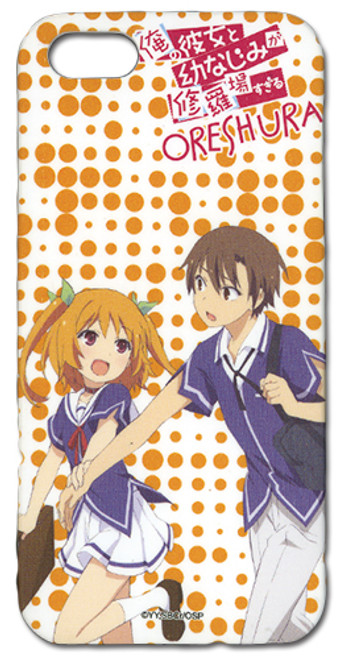 Oreshura Eita & Chiwa Iphone 5 Case 4707018BAS