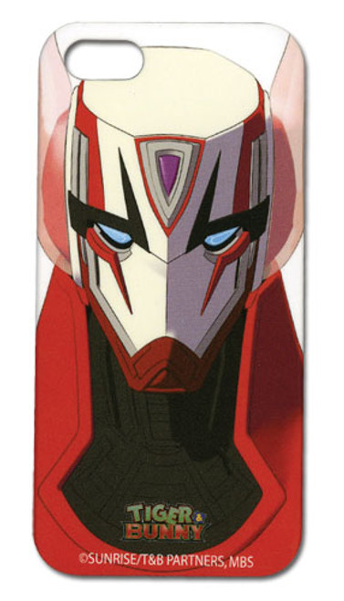 Tiger & Bunny Barnaby Brooks Jr Iphone 5 Case 4709418BAS